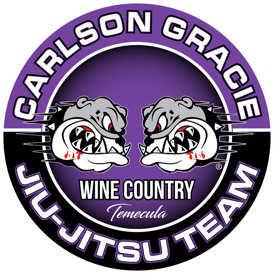 Carlson Gracie Wine Country Logo